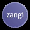 Zangi Logo BW